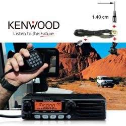 KENWOOD TM-281E KITB EMISSORA VHF