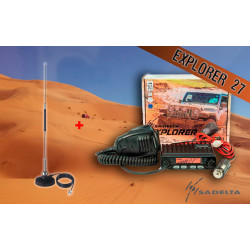 SADELTA EXPLORER-27KIT DUNAS - AM / FM