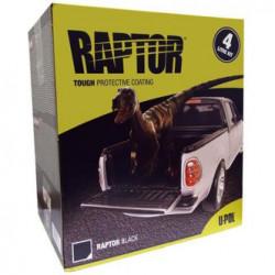 Raptor Liner Preto 4L