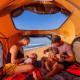 Tenda Tejadilho ARB Flinders